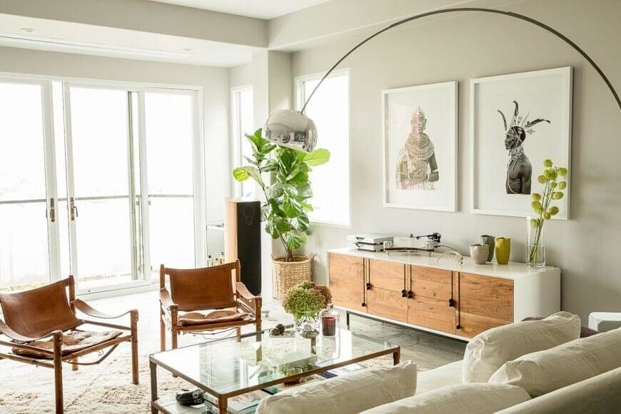 Plant Stand Ideas to Fill Your Living Room 25 Cozy Living Room Tips and Ideas for Small and Big