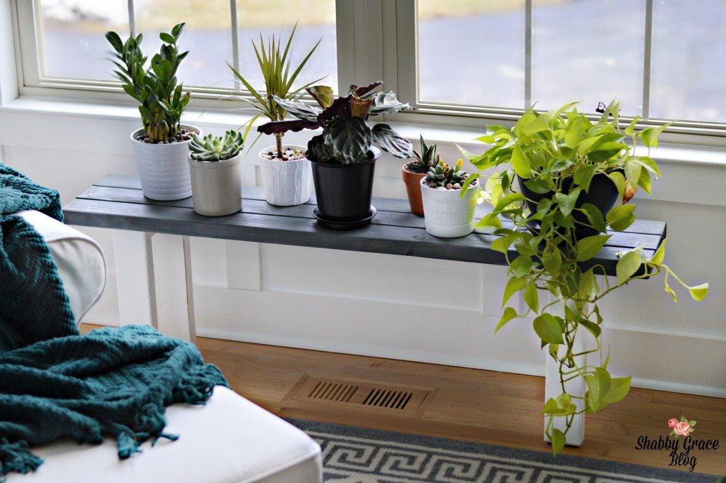 Plant Stand Ideas to Fill Your Living Room 30 Awesome Things You Can Build with 2x4s