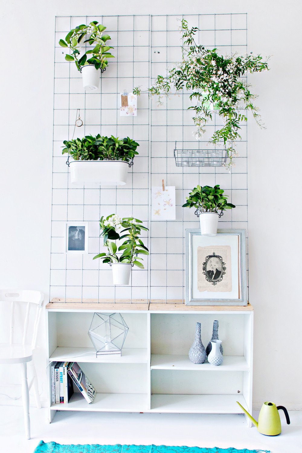 Plant Stand Ideas to Fill Your Living Room Green Diy