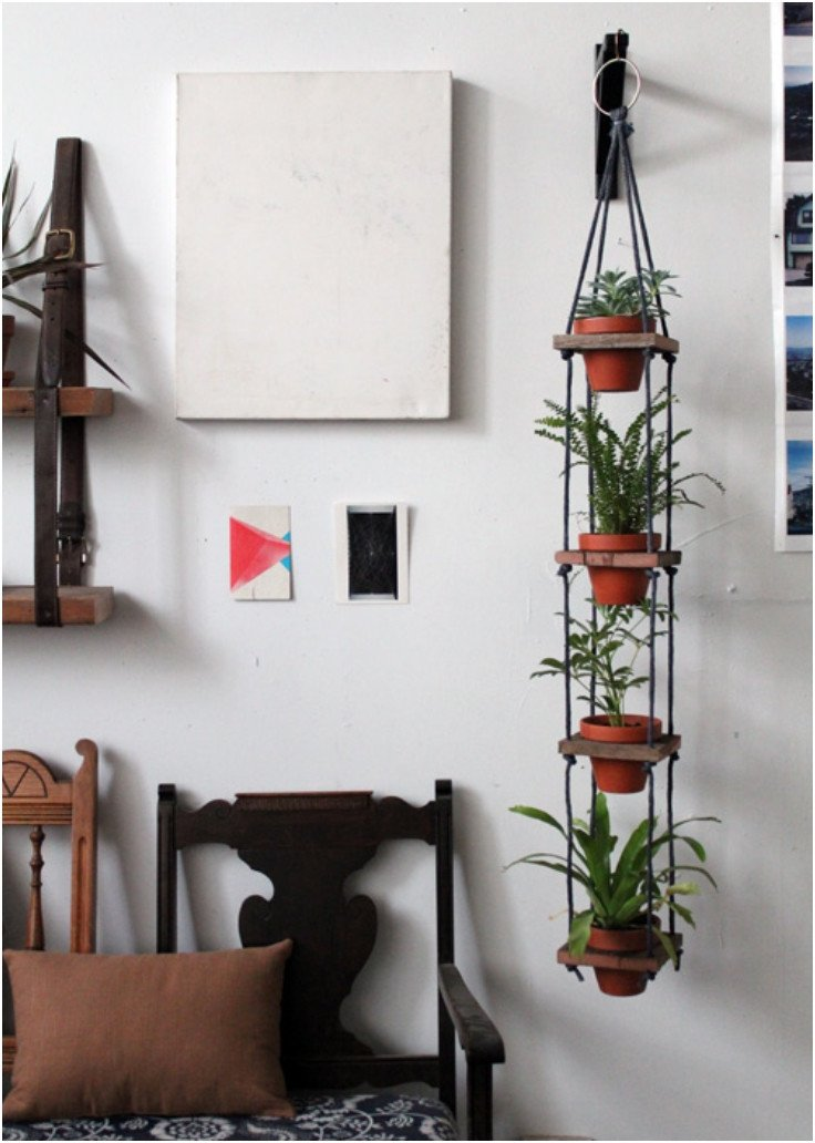 Plant Stand Ideas to Fill Your Living Room top 10 Enchanting Diy Plant Stands top Inspired