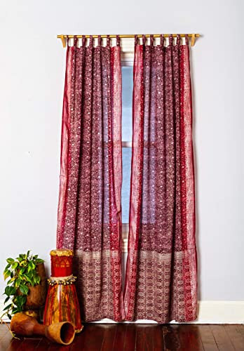 Plum Curtains for Bedroom Amazon Plum Berry Curtain Boho Window Treatment Light