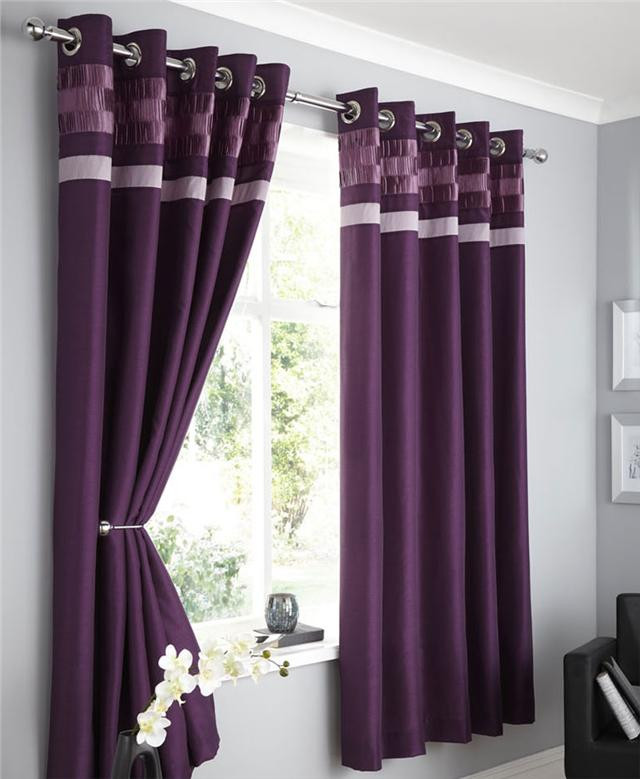 Plum Curtains for Bedroom Plum Curtains Pencil Pleat — Williesbrewn Design Ideas From