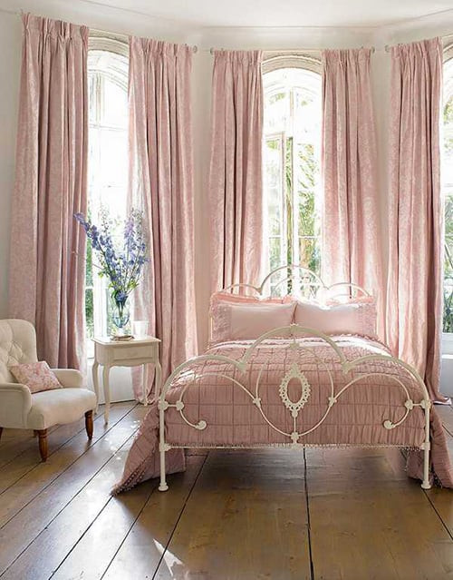 Pretty Curtains for Bedroom 35 Spectacular Bedroom Curtain Ideas the Sleep Judge