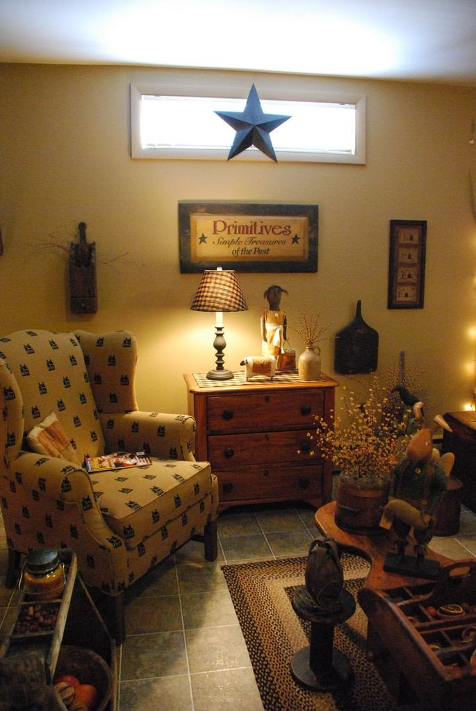 Primitive Small Living Room Ideas 17 Best Images About Primitive Living Rooms On Pinterest
