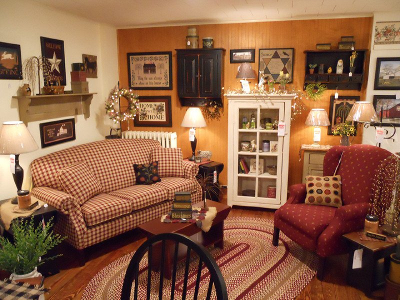 Primitive Small Living Room Ideas Download Living Room the Most Country Style Living Room