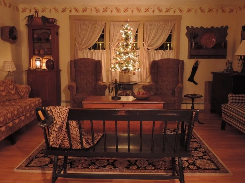 Primitive Small Living Room Ideas Living Room Primitive and Country Decor