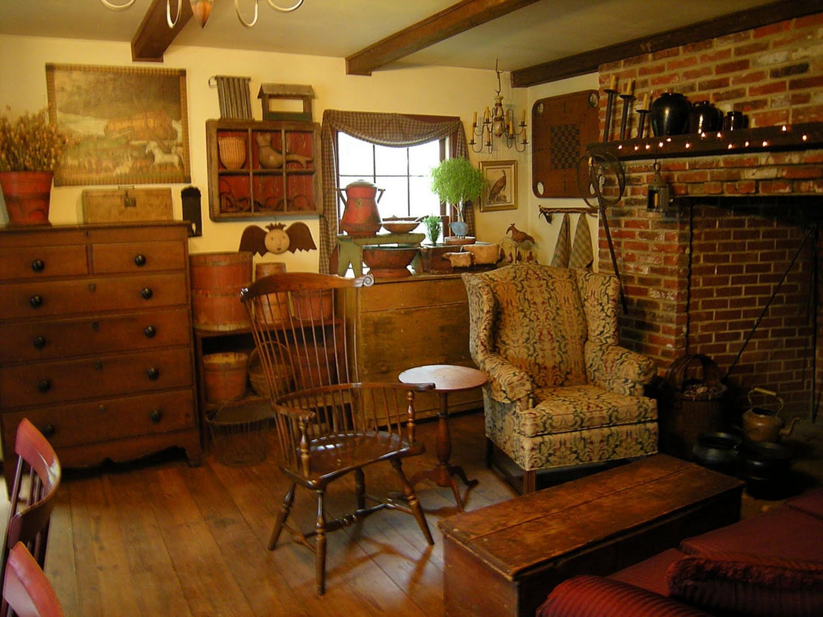 Primitive Small Living Room Ideas Primitive Country Living Room Ideas – Decoor
