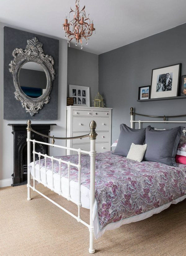 Purple and Grey Bedroom Decor 13 Most Wonderful Purple and Grey Bedroom Ideas that You
