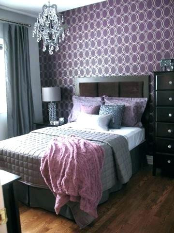 Purple and Grey Bedroom Decor Purple Bedroom Decorating Ideas Purple Bedroom Decor Grey