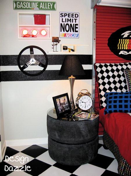Race Car Bedroom Decor 50 Car themed Bedroom Ideas for Kids Boys Accessories