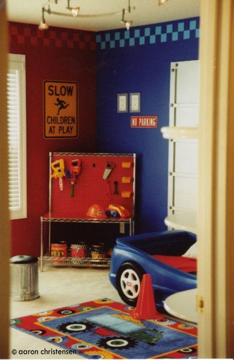 Race Car Bedroom Decor Boys Race Car Bedroom