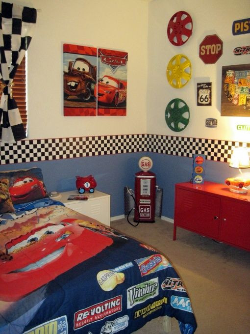 Race Car Bedroom Decor How to Decorate A Car themed Bedroom