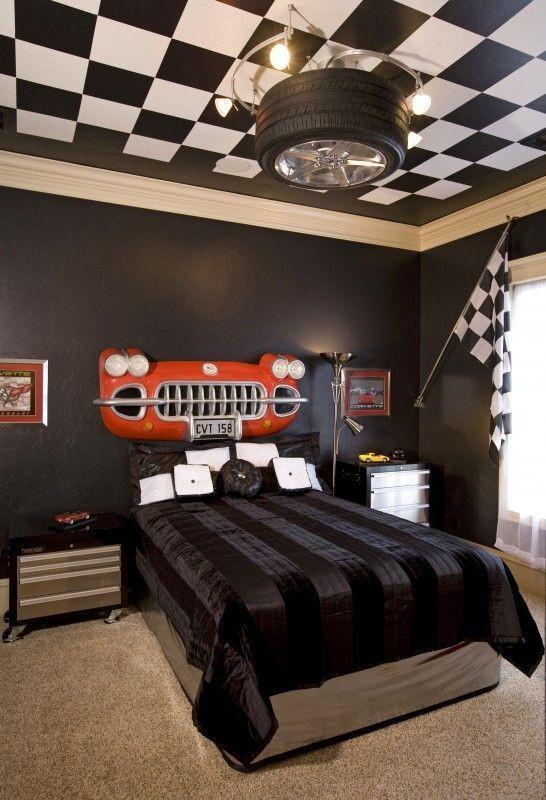 Race Car Bedroom Decor Pin by Teresa Oakley On Decor Drama