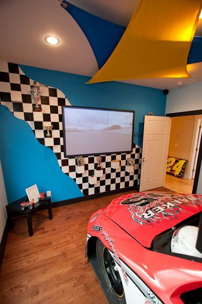 Race Car Bedroom Decor who Wouldn T Want A Race themed Room