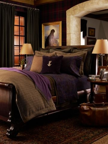 Ralph Lauren Bedroom Furniture Brookfield Plaid Collection Ralph Lauren Home