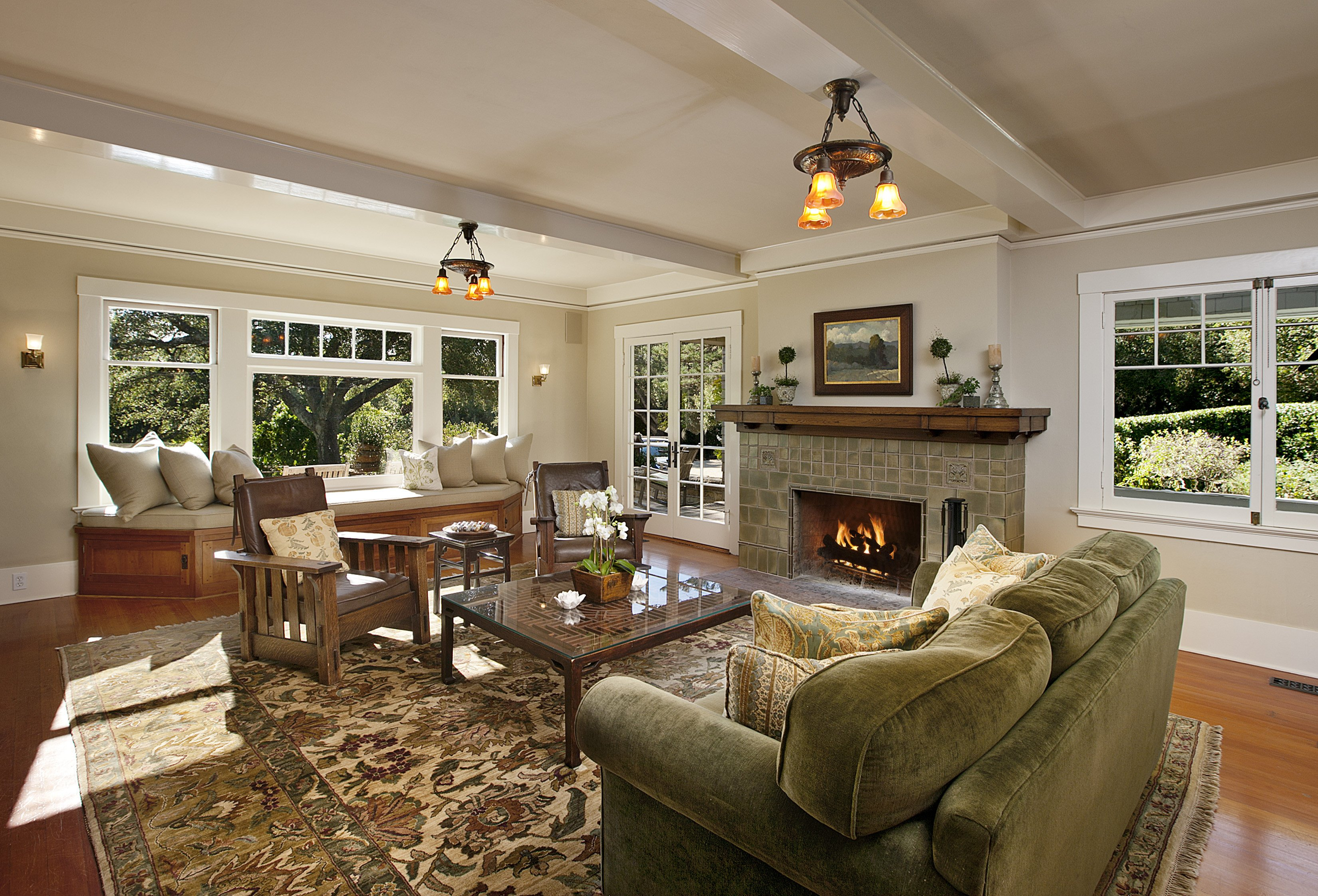 Ranch House Living Room Decorating Ideas Popular Home Styles for 2012