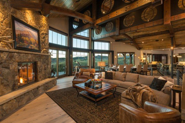 Ranch Style Living Room Ideas 16 Splendid Rustic Living Room Ideas for A Warm and Cozy