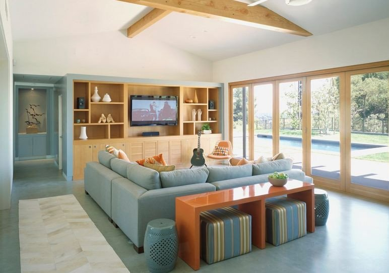 Ranch Style Living Room Ideas 20 Ranch Style Homes with Modern Interior Style