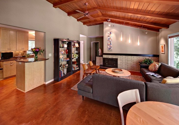 Ranch Style Living Room Ideas 21 Retro Living Room Designs Decorating Ideas