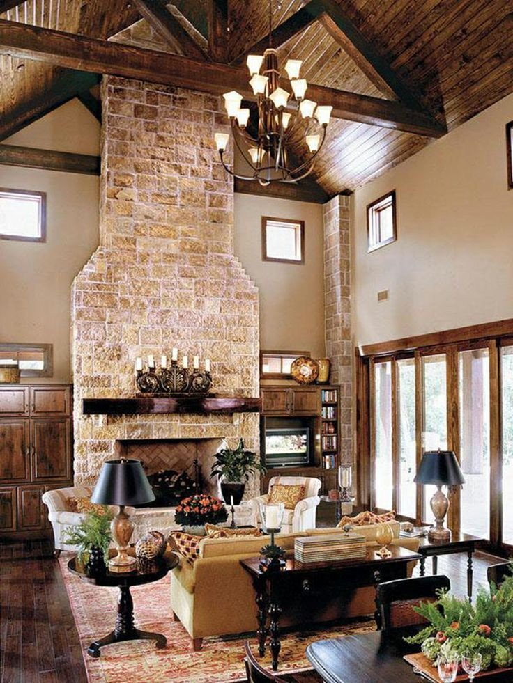 Ranch Style Living Room Ideas Gorgeous Luxury Ranch Style Home Design Ideas