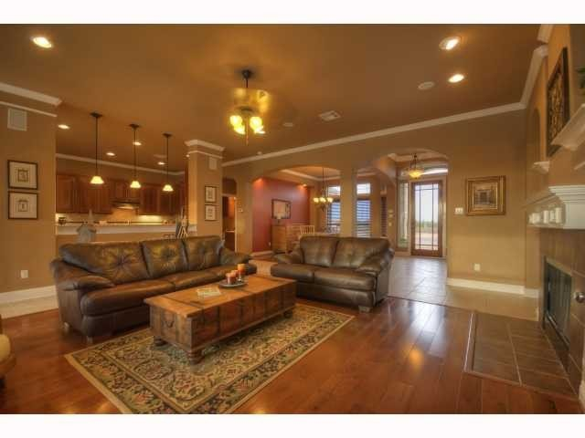 Ranch Style Living Room Ideas High River Ranch