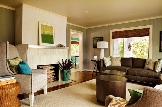 Ranch Style Living Room Ideas Seahound Ranch Beach Style Living Room Portland by