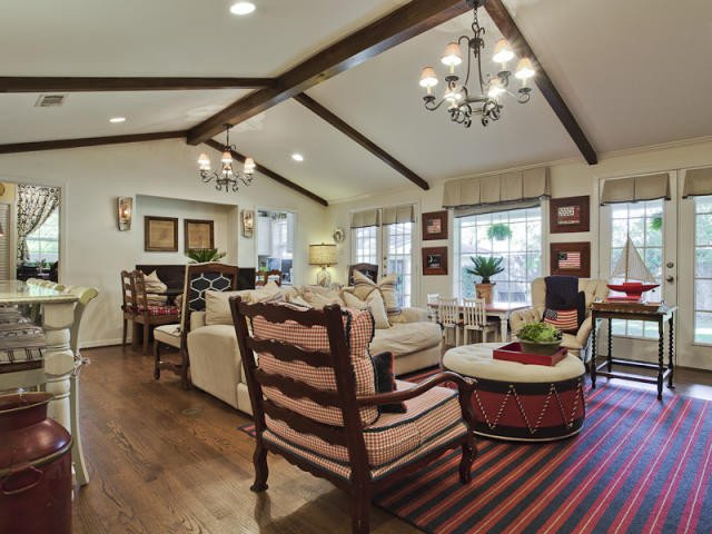 Ranch Style Living Room Ideas Trisha Troutz Ranch Style with Taste