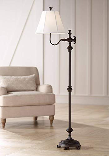 Reading Lamps for Bedroom Hancock Traditional Bronze Floor Lamp