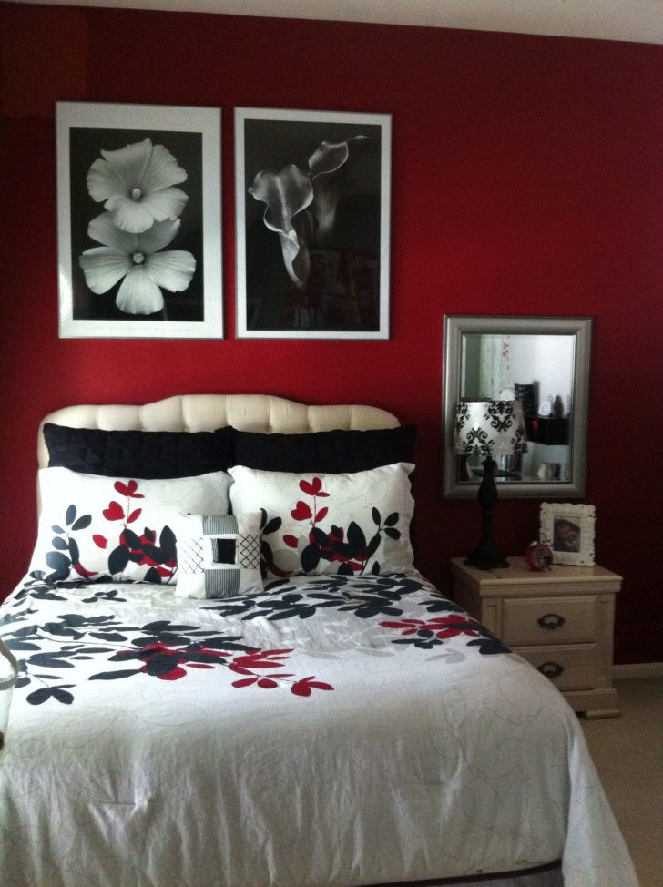 Red and Black Bedroom Decor Alefnext Fantastic Gray and Red Bedroom Decor Ideas