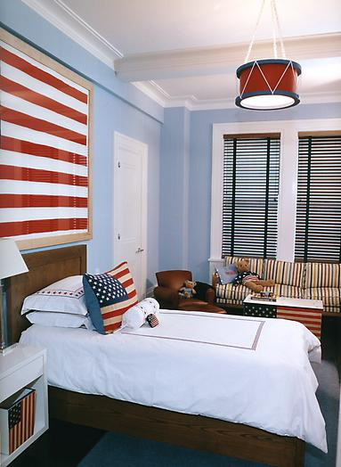 Red and Blue Bedroom My Favorite Finds Red White and Blue Bedrooms Down Time