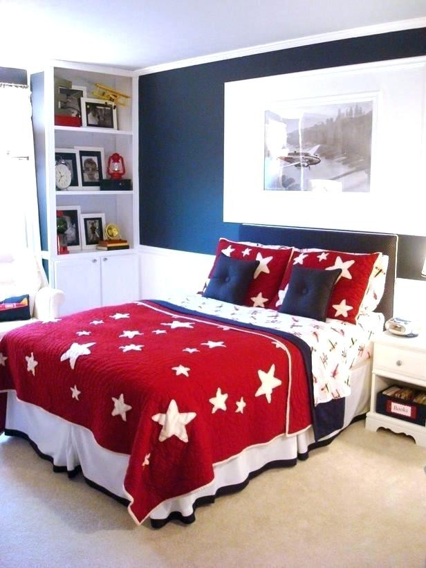Red and Blue Bedroom Red and Blue Bedroom – Yahawaha
