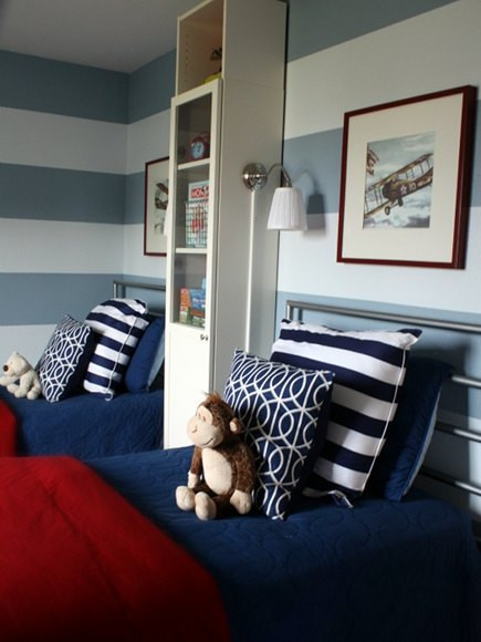 Red and Blue Bedroom Red White and Blue Boy Bedrooms