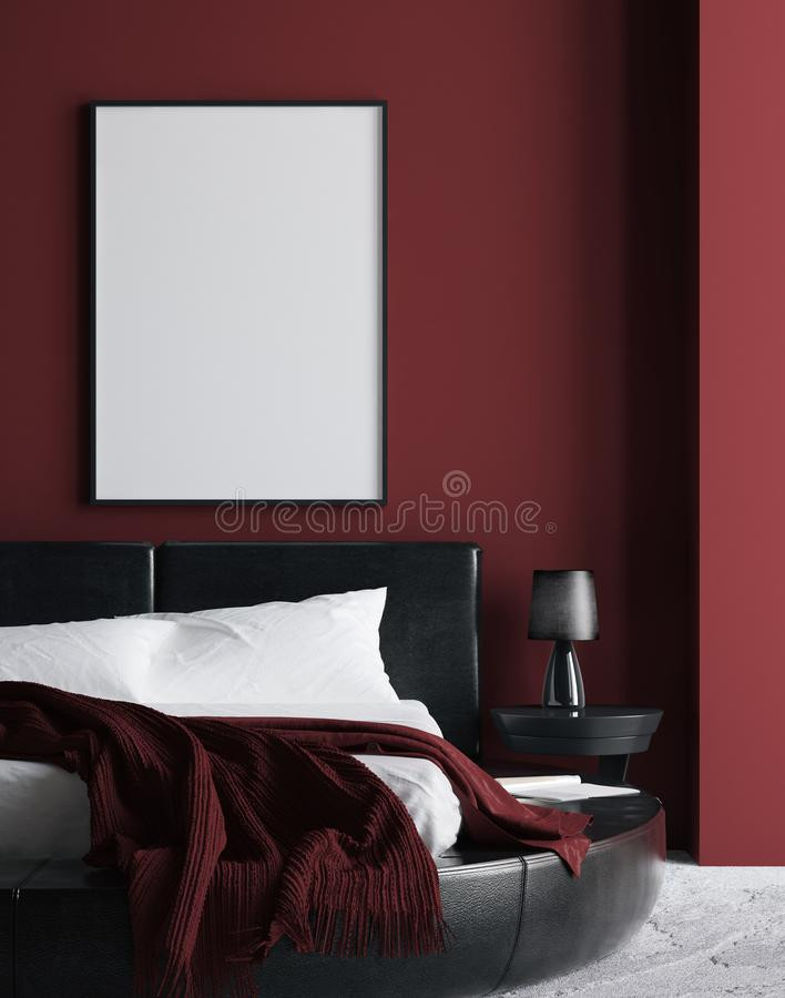 Red and Brown Bedroom Red Bedroom Stock Illustrations – 3 908 Red Bedroom Stock