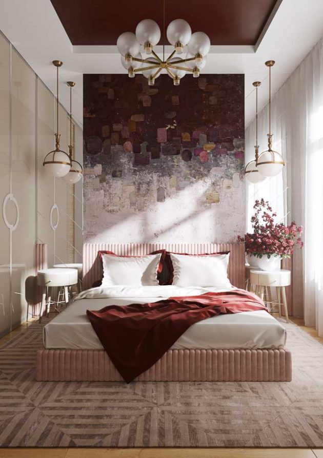Red and Brown Bedroom why You Should Paint Your Bedroom In Red Red Room Inspirations