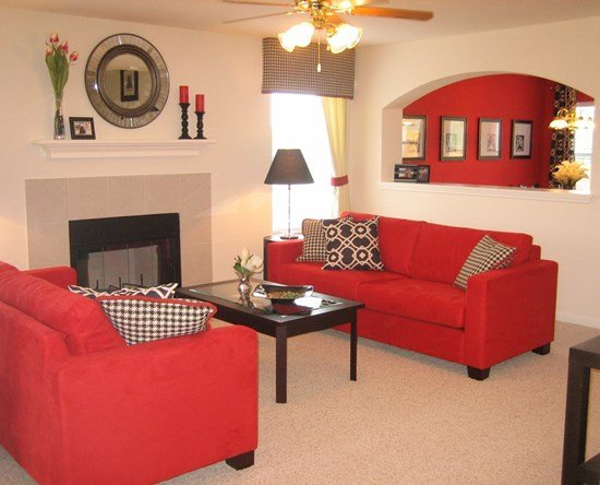 Red Couch Living Room Decor 51 Red Living Room Ideas