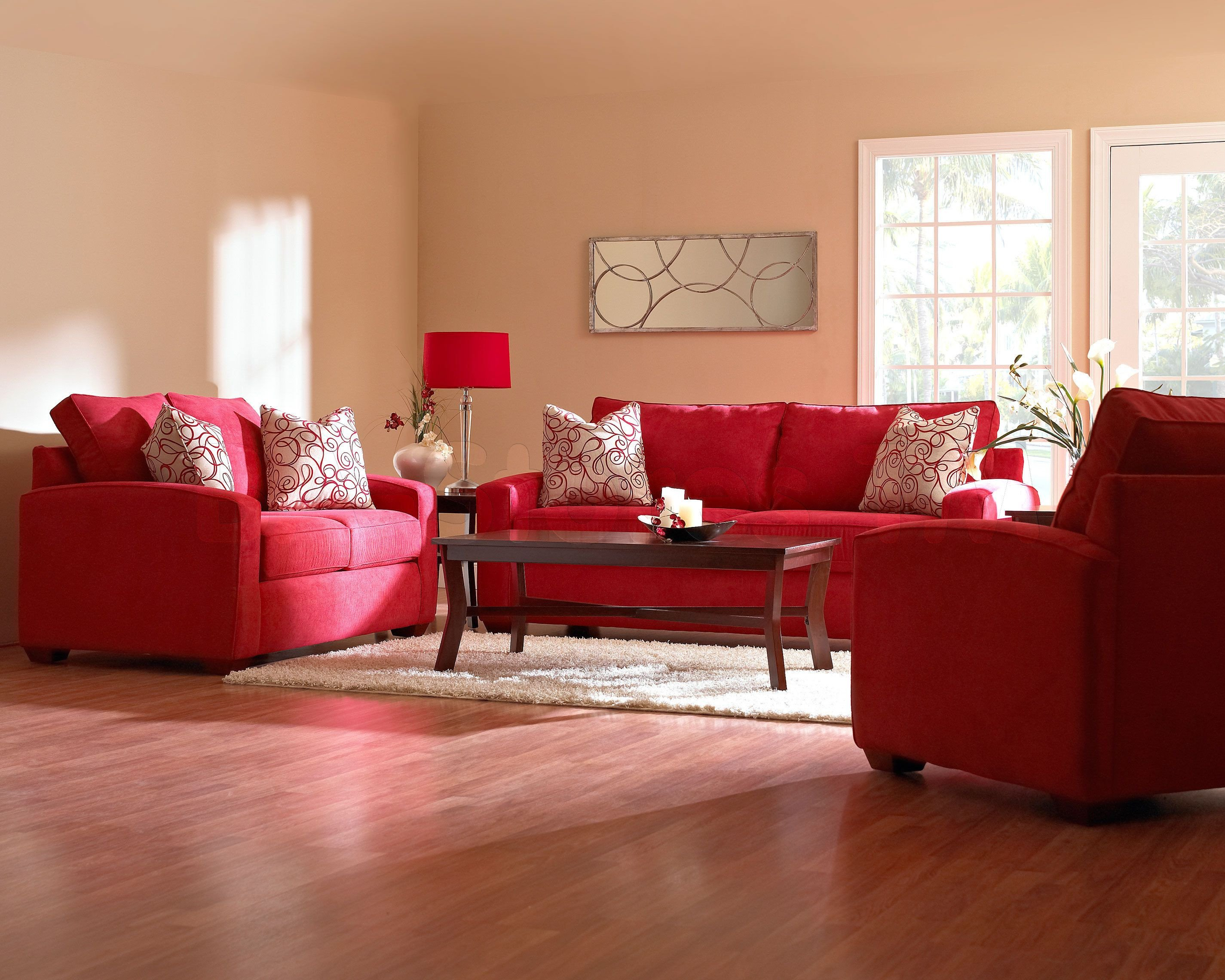 Red Couch Living Room Decor Image Result for Living Rooms with Red Furniture