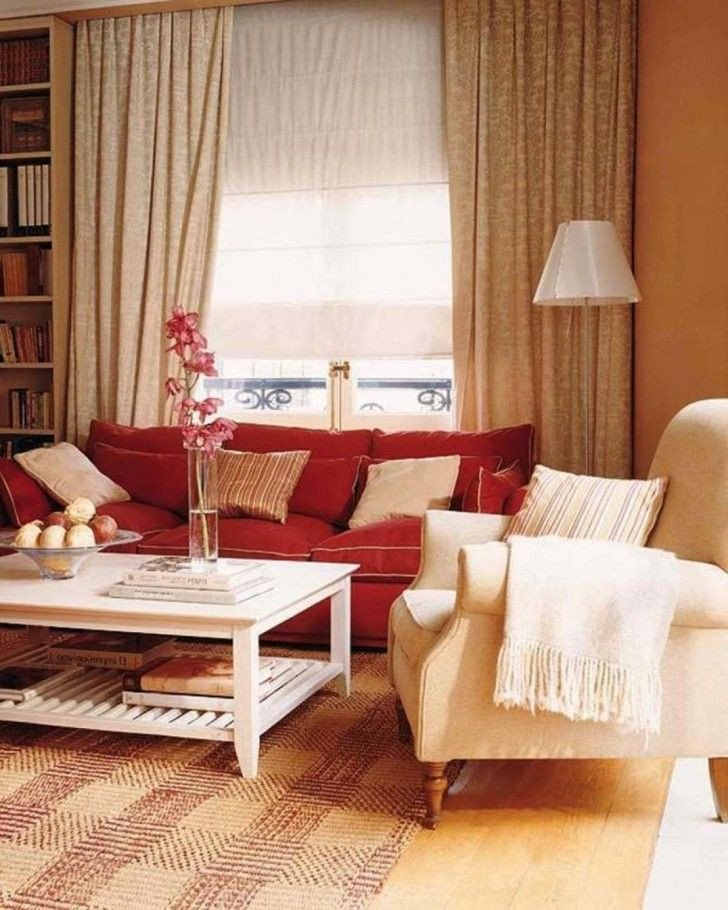 Red Couch Living Room Decor Minimalist Decor Red Couch Living Room Ideas