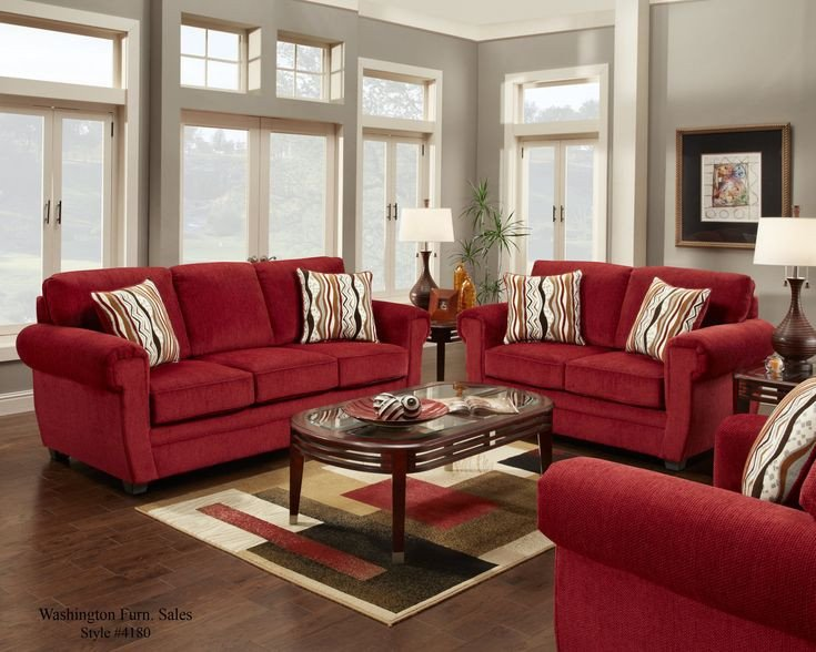 Red Couch Living Room Decor Wall Color Red Couch Decorating Ideas