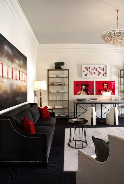 Red Decor for Living Room 100 Best Red Living Rooms Interior Design Ideas