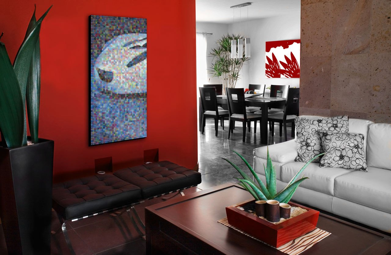 Red Decor for Living Room 45 Home Interior Design with Red Decorating Inspiration