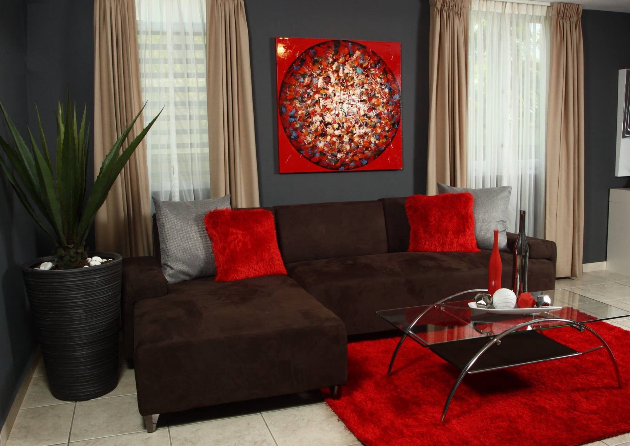Red Decor for Living Room Pin by Kennisha Frett On Home Decor In 2019