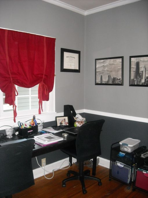 Red Grey and Black Bedroom Red and Black Office Kampackincsolutions