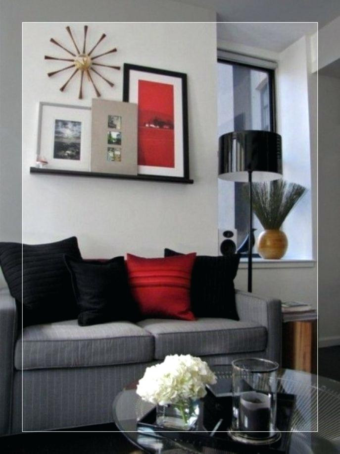 Red Grey and Black Bedroom Red and Grey Bedroom Medium Size Black Living Room