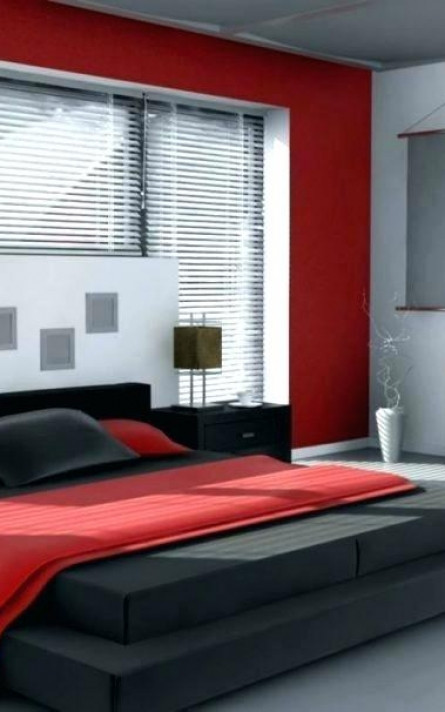 Red Grey and Black Bedroom Red White Bedroom Black Wallpaper Decorating Ideas Grey Site