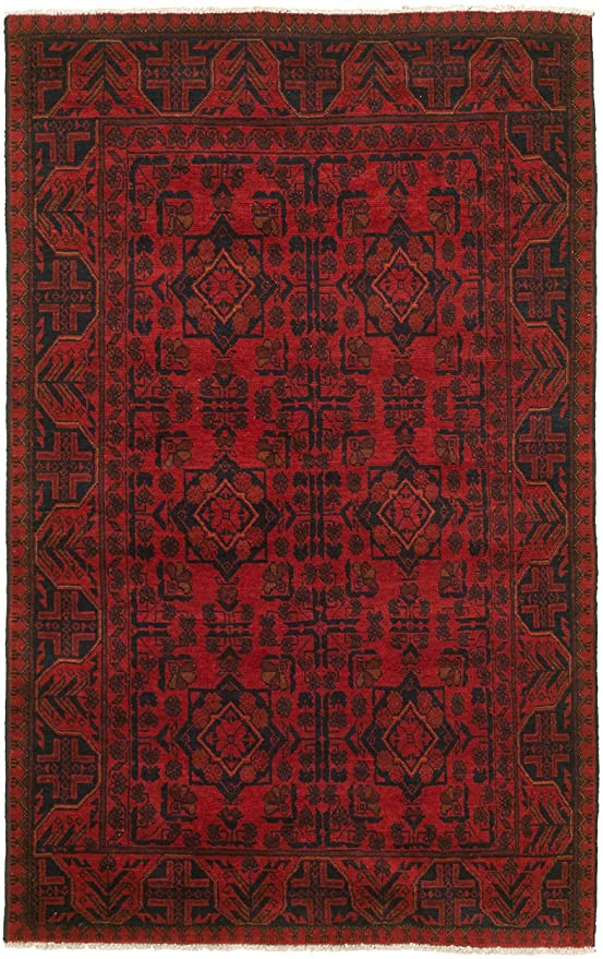 Red Rugs for Bedroom Amazon Ecarpet Gallery Hand Knotted