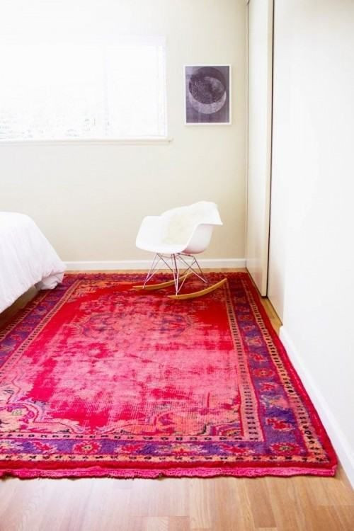 Red Rugs for Bedroom Simple Red Rug Bedroom