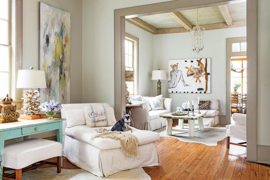 Relaxed Living Room Decorating Ideas Layer Neutrals for A Relaxed Look 106 Living Room