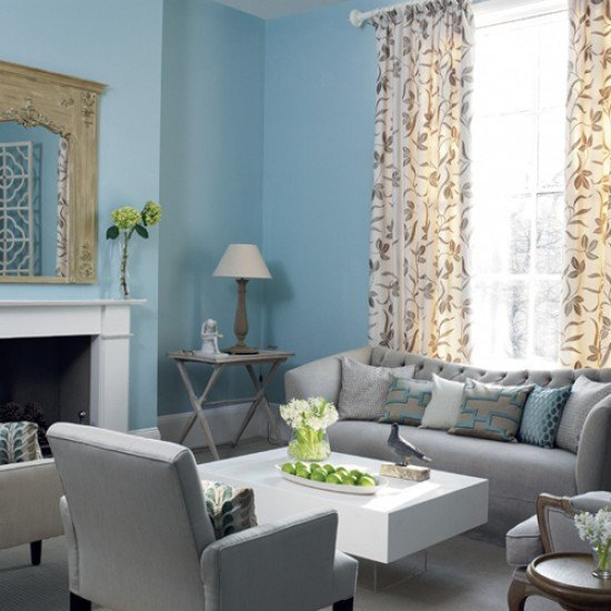 Relaxed Living Room Decorating Ideas Relaxed Classic Living Room