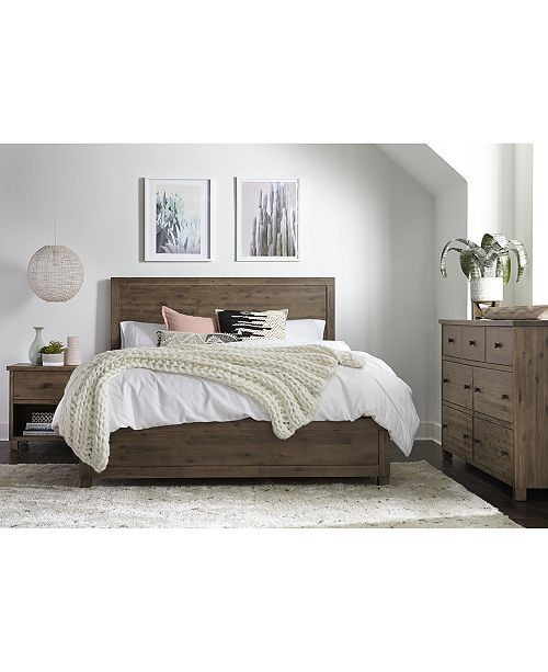 Rooms to Go Bedroom Furniture Sale Canyon Platform Bedroom Furniture Collection Created for Macy S