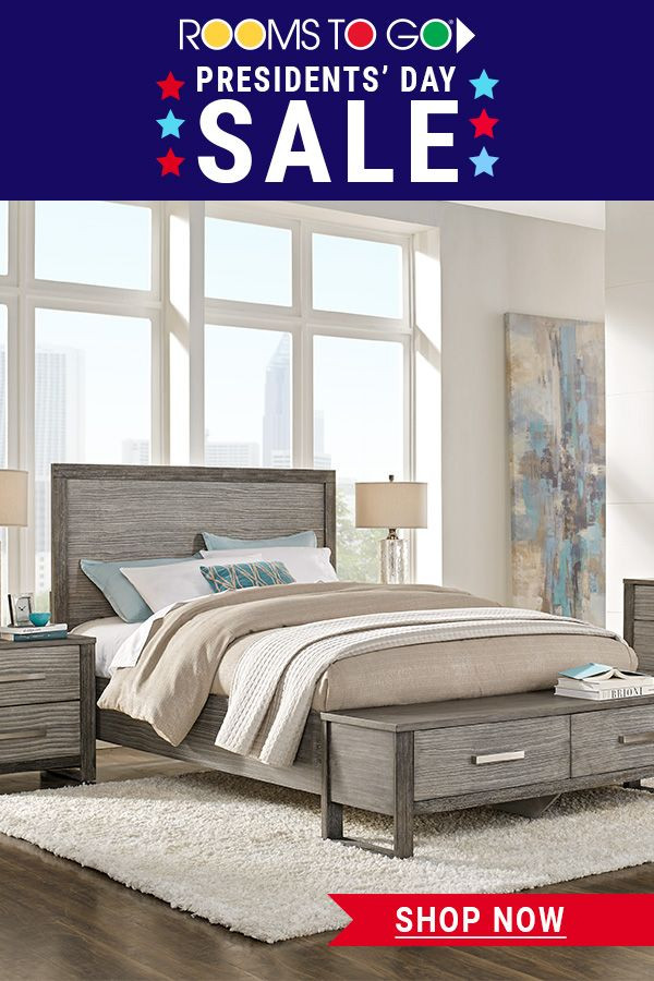 Rooms to Go Bedroom Furniture Sale Save On Amazing Bedrooms now During Our Presidents Day Sale